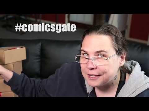 Washington Post - #comicsgate & Ethan Van Sciver drive women out of comics