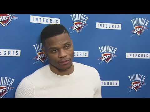 Russell Westbrook talks what Warriors vs. Thunder means to him | NBA on ESPN