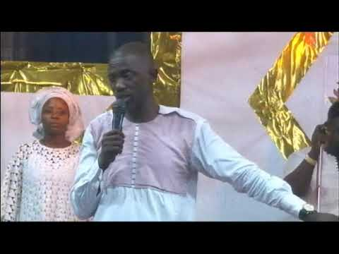 CROSS OVER NIGHT WITH PROPHET SANMI METIBOBA WITH Evang. Akintunde Elijah (Ijo Odi)
