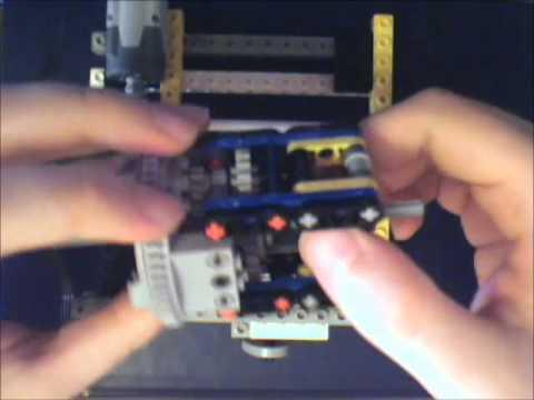 Lego Torsen Twin C