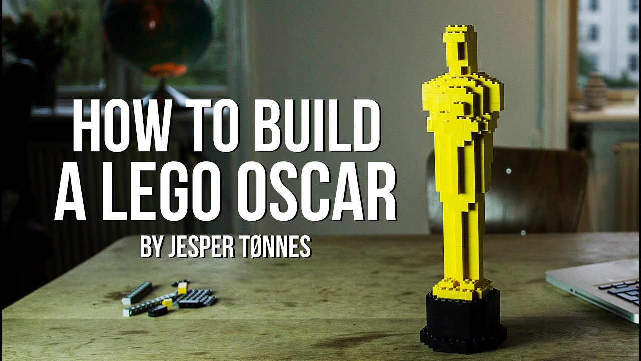 How to build a Lego Oscar  YouTube