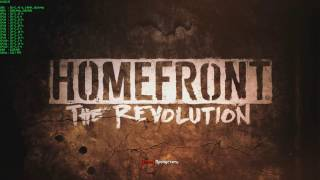 Homefront: The Revolution   Max Settings   i7 6850k + MSI GTX 1080   3840 x 2160   4K