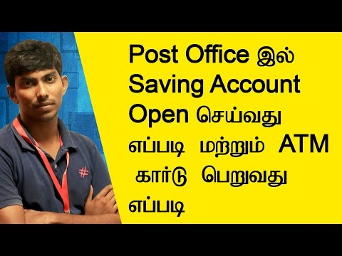 How to Open Post Office Saving Account - TTG