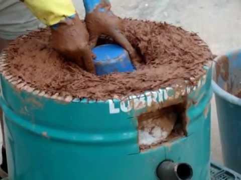 Horno casero para cer mica doovi for Ceramica fabricacion