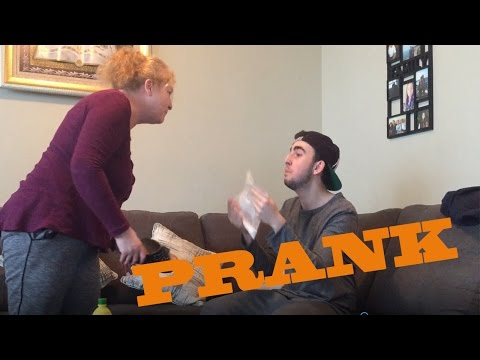 Telling Albanian Mom I'm selling Cocaine!!!! PRANK!!!