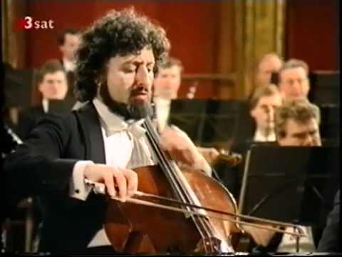 Mischa Maisky - Schumann Cello Concerto (1)