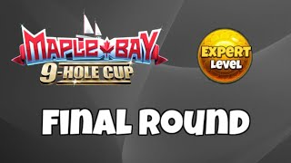 EXPERT First-Look Final Round | Maple Bay 9-Hole Cup (Replay) | Golf Clash Tips.
