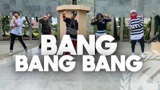 Download BANG BANG BANG (Tiktok Remix) by BigBang   Dance Fitness   TML Crew Toto Tayag