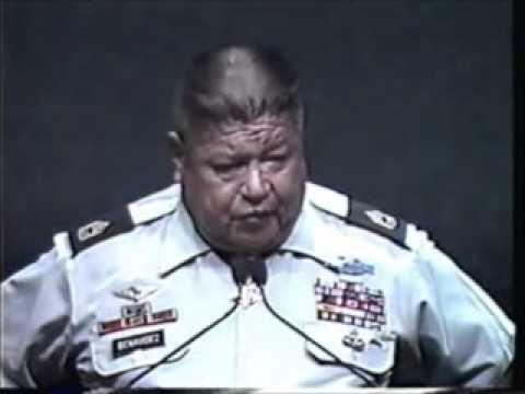 Master Sergeant (then Staff Sergeant) Roy P. Benavidez