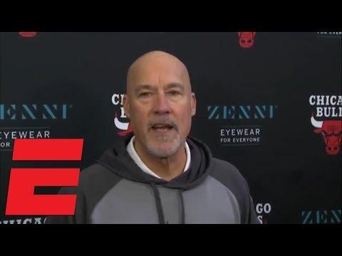 Fred Hoiberg firing was not based on Bulls' record - John Paxson | NBA 2018-19