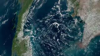 Samui Samui from Space Geo color 2019-02-20 full day timelapse