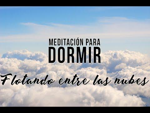 CUENTO PARA DORMIR | MEDITACIÓN PARA EL INSOMNIO | FLOTANDO ENTRE LAS NUBES | ❤ EASY ZEN