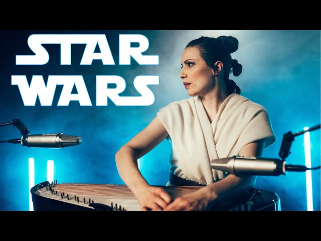 Star Wars Finnish zither Medley - Ida Elina