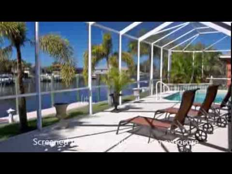 2706 SW 28th Pl Cape Coral FL 33914 - Real Estate for Sale, Take a Tour Inside and Out