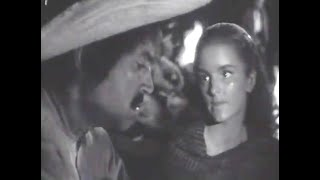 La rebelión de los colgados - Pedro Armendáriz, Ariadne Welter -JGR 1954