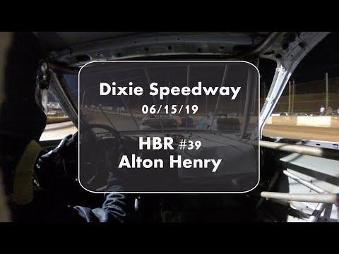 Alton Henry - Dixie Speedway 06-15-19