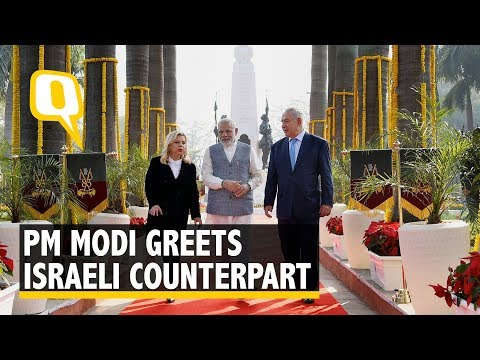 Israeli Prime Minister Netanyahu Arrives in India for a 6-Day Tour