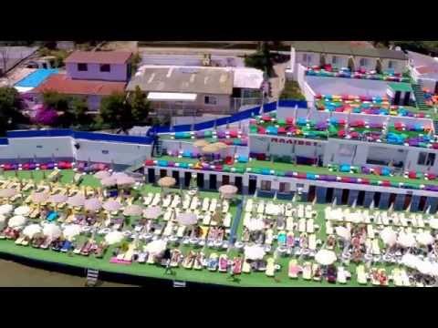 Büyükada Nakibey Aile Plajı Havadan Çekim Tanıtım Videosu