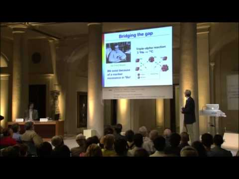 Lecture by Prof. Martin Asplund from Max Planck Institute for Astrophysics, Garching
