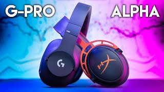 Video Logitech G PRO vs HyperX Cloud Alpha - $99 Gaming Headset BATTLE! download MP3, 3GP, MP4, WEBM, AVI, FLV Agustus 2018