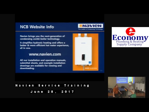 Navien Service Training - June 28.17