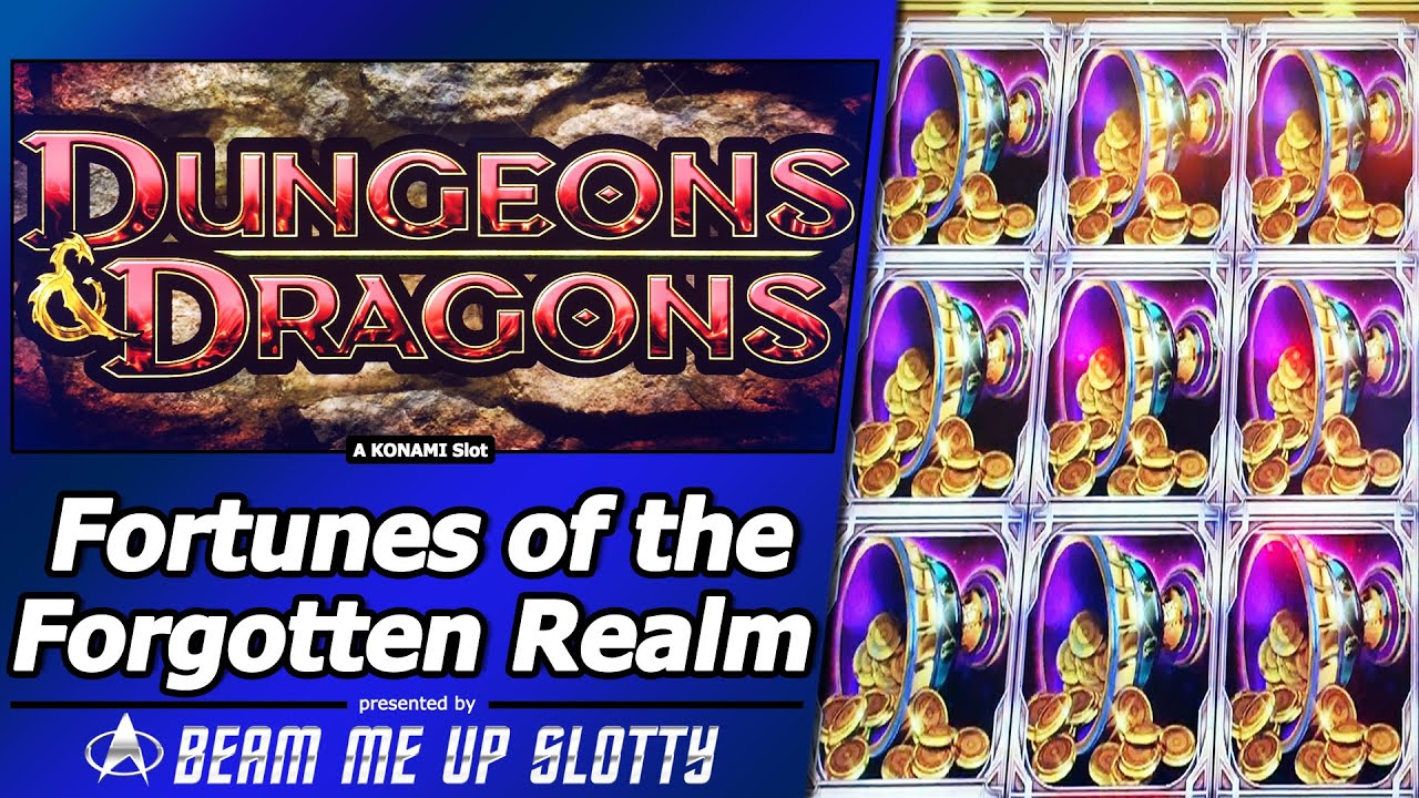 slotmachine dragons realm