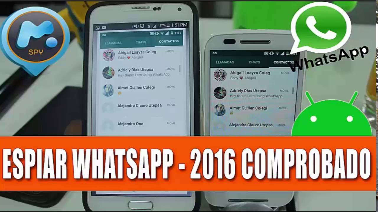 Como Leer WhatsApp de Otro Movil (iPhone)