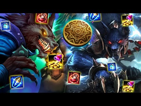 KLEPTO PICKPOCKET WARWICK TOP ! EVERY Q = FREE GOLD + ITEMS Warwick top gameplay league of legends