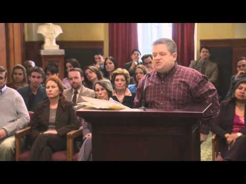 Patton Oswalts Entire Star Wars Speech on Parks and Recreation