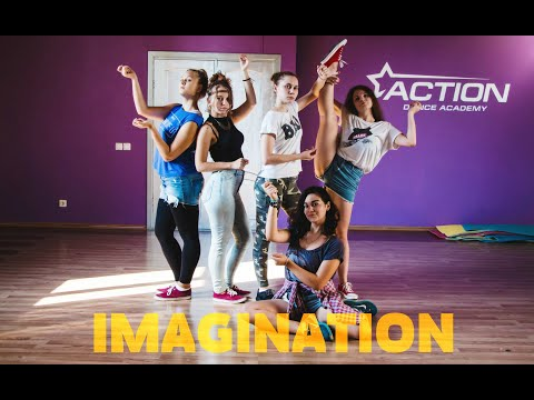 Gorgon City feat. Katy Menditta - Imagination /choreography by Naam