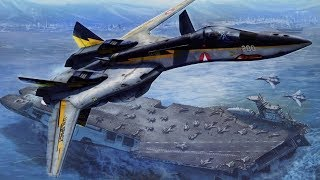 Concept : Future Of Fighter Jets