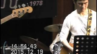 日本一モウマンタイなブルースバンド 2015/12/19 MEJI UNIVERSITY SOUND...