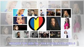 #Romania Running Order For The 1st Semi Final Revealed!