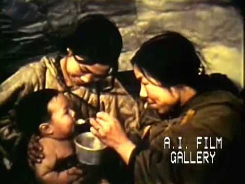 Angotee: follows life of a boy in the Eastern Arctic, 1954