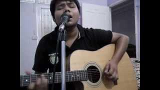 Sun Raha Hai Na tu guitar cover by vivek singh