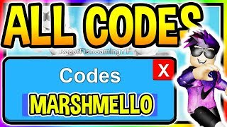 ALL 6 NEW GIANT DANCE OFF SIMULATOR CODES - Marshmello Titles Update/ Update 1 Roblox