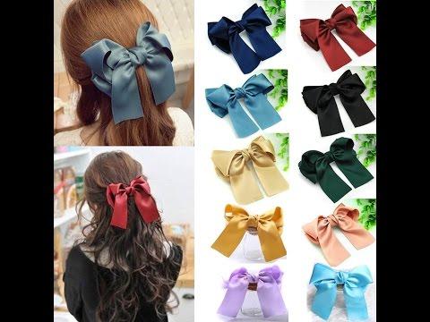 eBay:Bow Hair Clip 1,10€/1,25$