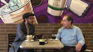 News And Coffee: Jorge Ortiz