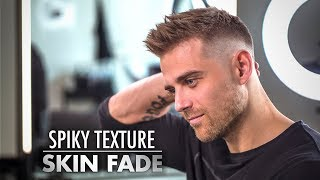 Mens Short Hair for Summer | Spiky Hairstyle 2019