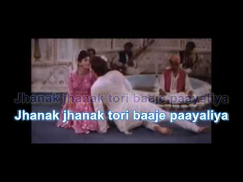Jhanak jhanak Tori Original soundtrack