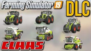 Maszyny CLAAS - zawartość dodatku Platinum | Farming Simulator 19