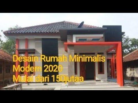 desain rumah minimalis modern 2020 - youtube