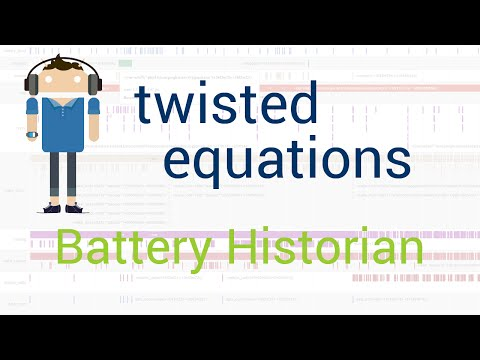Android Tools - Battery Historian