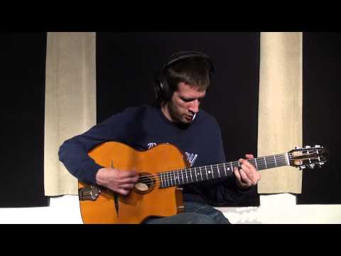 Sébastien Giniaux - Coquette ( Gypsy Jazz )