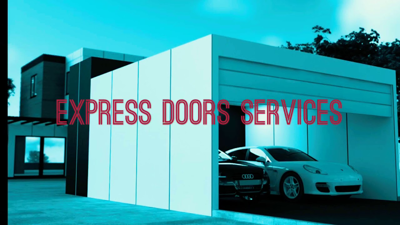 Etonnant Express Garage Doors Services