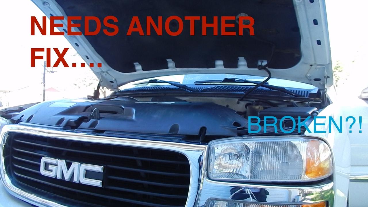 Replacing 3rd Door Handle 2000 Gmc Sierra Ext Cab