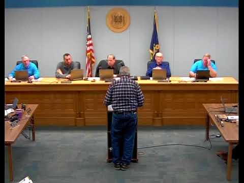 02 14 2018 Board of County Commissioners Meeting