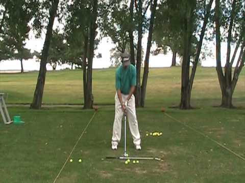 Ty Pena Golf Swing Scotch Pines 061509