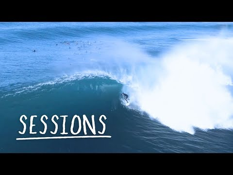 Drone Captures The Epic Waves of Sydney,...