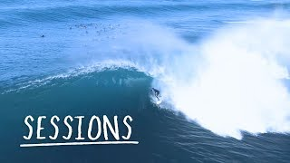 Drone Captures The Epic Waves of Sydney, Australia | Sessions
